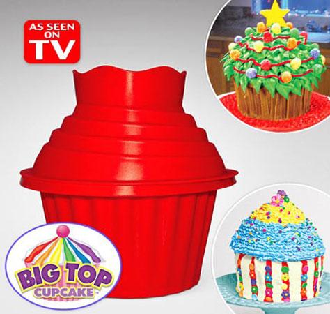 Big Top Cupcake