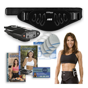 contour ab belt instructions