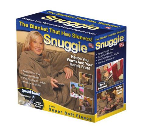 Designer Snuggie