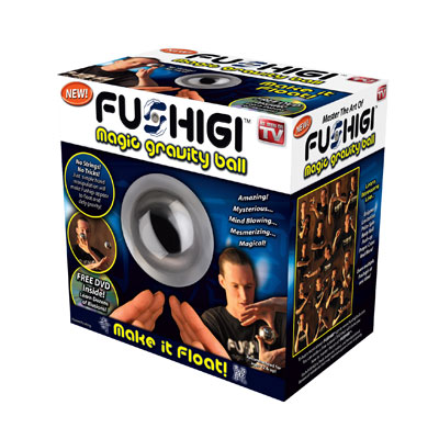 Fushigi Magic Gravity Ball. Fushigi Gravity Ball - As Seen