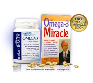 Iceland Health Omega-3
