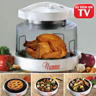 how to cook a pork shoulder in a nuwave oven