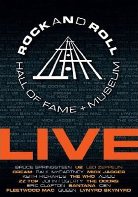 Rock N Roll Hall of Fame Live