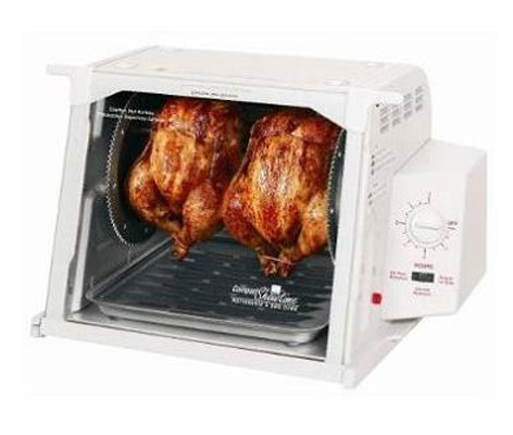 Ronco Compact Rotisserie As Seen On Tv