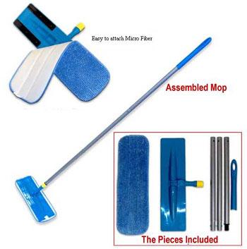 Microfiber Swivel Mop