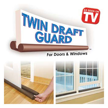 Twin Draft Guard