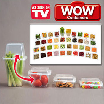 WOW Storage Containers