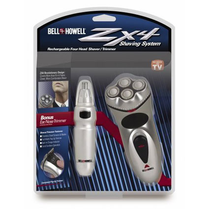 ZX4 Shaver