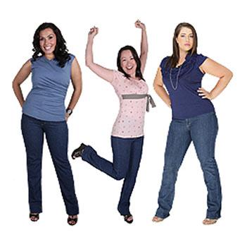 Curve Control Jeans