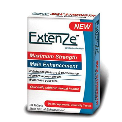 Directions On How To Take Extenze