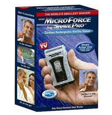 MicroForce Shaver
