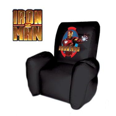 Marvel Talking Chair