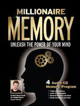 Millionaire memory unleash the power of your mind