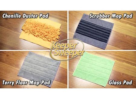 Keeper Sweeper