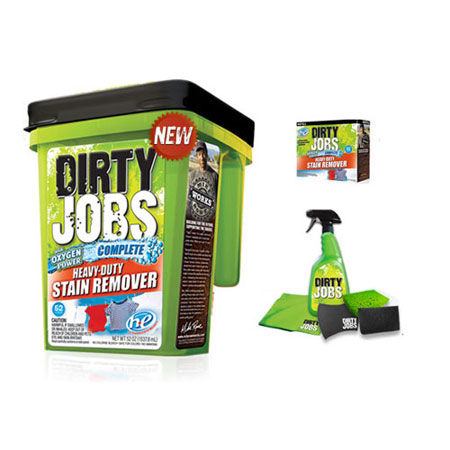 Dirty Jobs Complete
