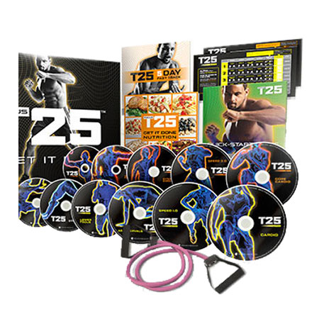 Focus T25 Workout - As Seen On TV