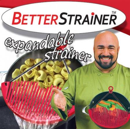 Better Strainer